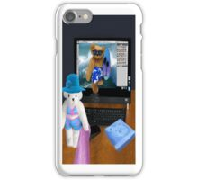 (✿◠‿◠) BEARS SURFING THE INTERNET IPHONE CASE (✿◠‿◠) iPhone Case/Skin