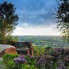 Druids' Altar above Airedale by Simon Bowen