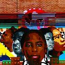 Harlem Street Art by Benedikt Amrhein