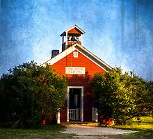 Little Red Schoolhouse by designingjudy