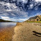 Boathouse by the Loch by derekbeattie