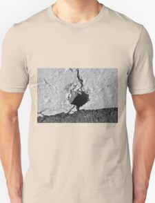 Heart Shadow Unisex T-Shirt