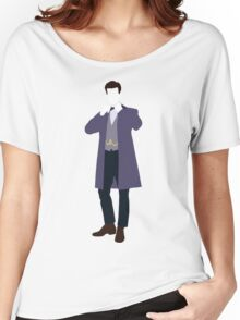 The Eleventh Doctor - Doctor Who - Matt Smith Women's Relaxed Fit T-Shirt