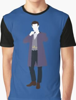 The Eleventh Doctor - Doctor Who - Matt Smith Graphic T-Shirt