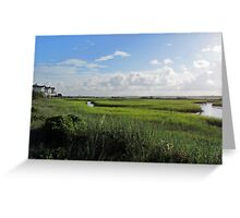 Beautiful Landscape Greeting Card