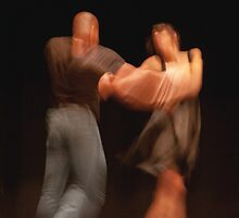Ballet in Motion I by Jay Gross