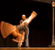Ballet in Motion II by Jay Gross