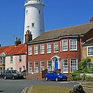 Southwold Lighthouse by RedHillDigital