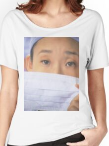 Cristina Yang's eyes Women's Relaxed Fit T-Shirt