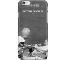 #TheFight iPhone Case/Skin