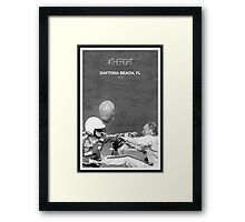 #TheFight Framed Print