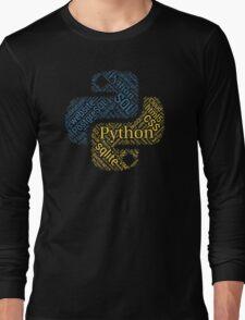 Python Programmer & Developer T-shirt & Hoodie NEW Long Sleeve T-Shirt