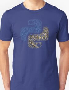 Python Programmer & Developer T-shirt & Hoodie NEW Unisex T-Shirt