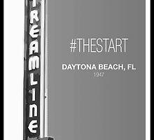 #TheStart (Black+White Edition) by TerminalVart