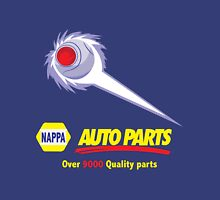 Nappa: Auto Unisex T-Shirt