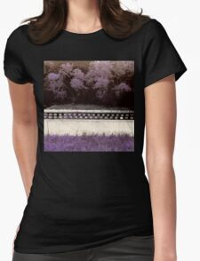Sweet Summery Scent  Womens Fitted T-Shirt