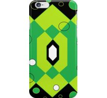 The Green Machine iPhone Case/Skin