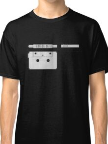 Cassette Tape Projection Classic T-Shirt