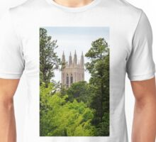 Top Of Duke Chapel Unisex T-Shirt
