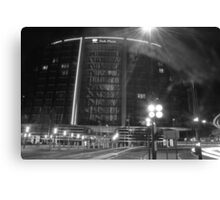 Park plaza Hotel Canvas Print
