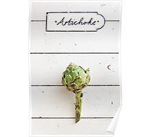 Artichoke Poster