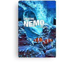 Prequel to Finding Nemo Canvas Print