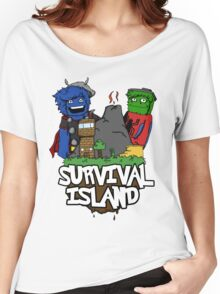 Survival Island Women's Relaxed Fit T-Shirt