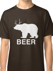 Beer Bear Classic T-Shirt