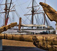 Cork Anchor by GolemAura