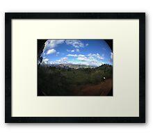 Paradise ,Kauai,Hi  Framed Print