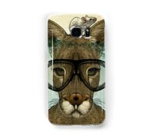 Skuba Roo and the white mouse Samsung Galaxy Case/Skin