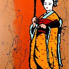 Geisha 3 by GENE .