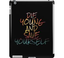 Brand New Lyrics iPad Case/Skin