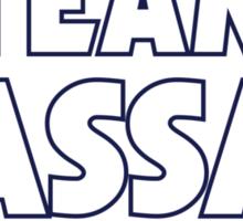 Team Nassau Sticker