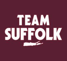 Team Suffolk by LicensedThreads