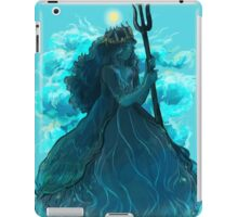Day Ocean with Clouds iPad Case/Skin