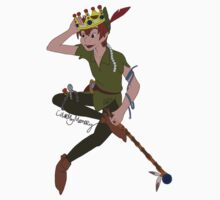 King Peter  by ColorMyMemory