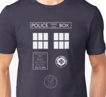 Custom Tardis Costume Shirt Unisex T-Shirt