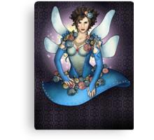 The Blue Fairy Canvas Print