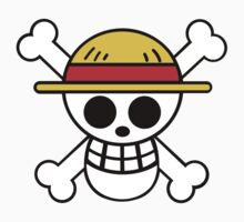One Piece Cool Skull by porsandi