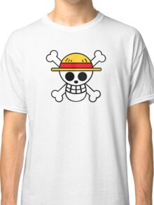 One Piece Cool Skull Classic T-Shirt