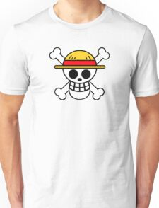One Piece Cool Skull Unisex T-Shirt