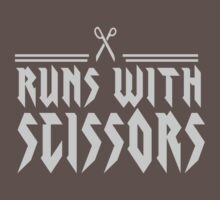 Runs with Scissors by contoured