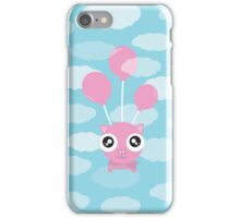 When pigs fly! iPhone Case/Skin