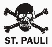 ST Pauli Skull by porsandi
