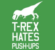 T-Rex Hates Pushups by contoured