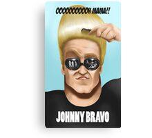 Heeeeere's Johnny!! Canvas Print