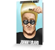 Heeeeere's Johnny!! Greeting Card