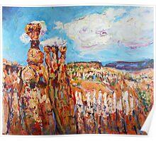 Utah #1 - Bryce Canyon Poster