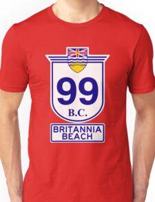 BC 99 - Britannia Beach Unisex T-Shirt